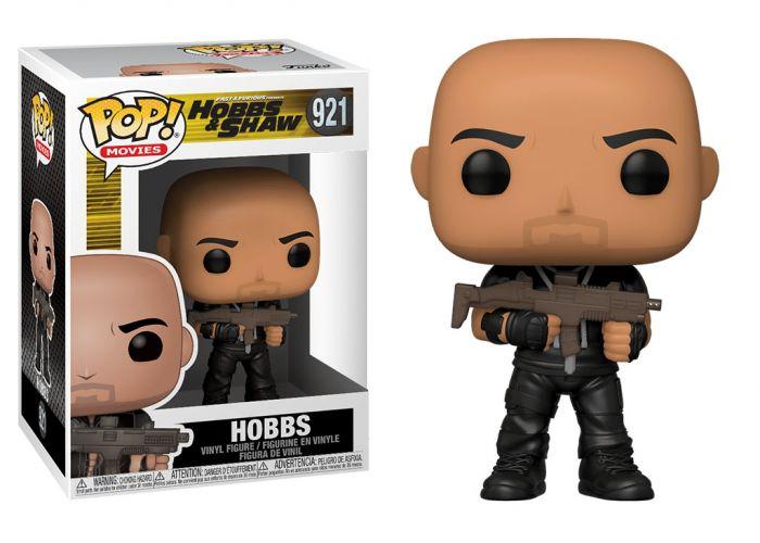 Szybcy i wściekli: Hobbs i Shaw - Hobbs