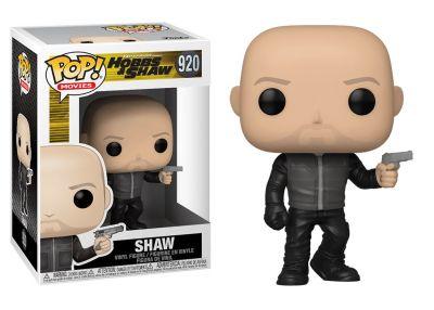 Szybcy i wściekli: Hobbs i Shaw - Shaw
