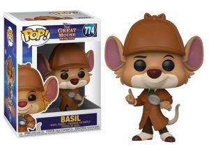 Wielki mysi detektyw - Basil