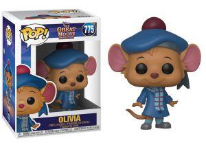 Wielki mysi detektyw - Olivia
