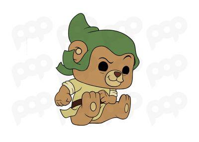 Gumisie - Gruffi