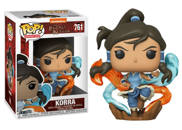 Legenda Korry - Korra