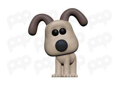 Wallace i Gromit - Gromit