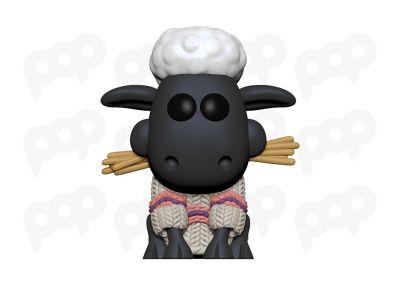 Wallace i Gromit - Shaun
