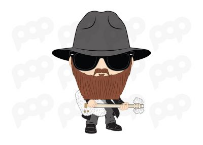 ZZ Top - Billy Gibbons
