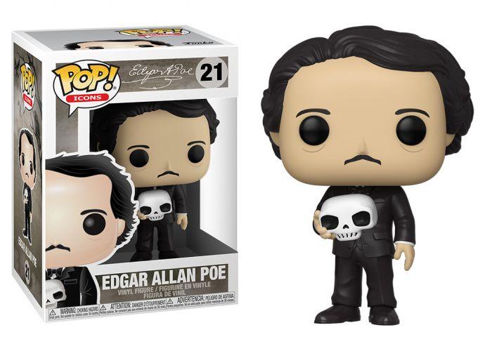 Ikony - Edgar Allan Poe 2