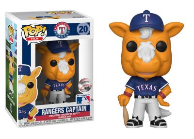 MLB - Ranger's Captain