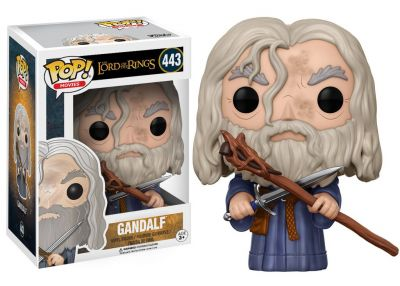 Władca Pierścieni - Gandalf