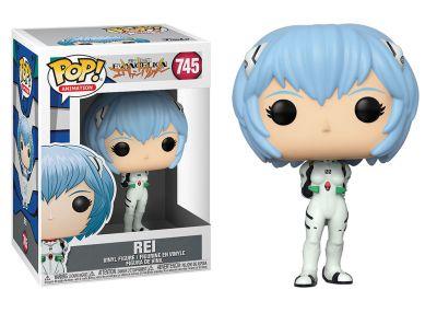 Evangelion - Rei Ayanami