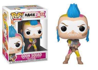 Rage 2 - Mohawk Girl