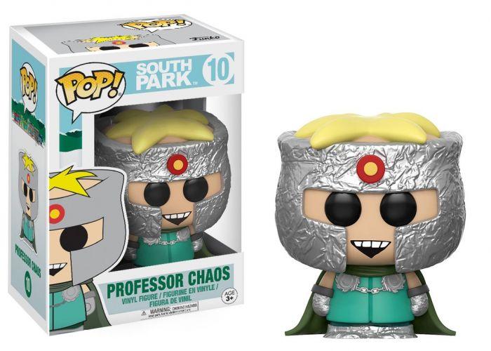 South Park - Profesor Chaos