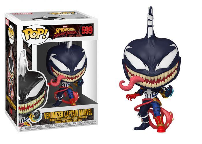 Venom - Captain Marvel