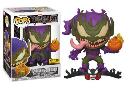 Venom - Green Goblin