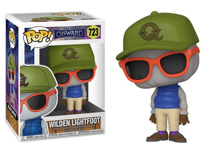 Onward - Wilden Lightfoot