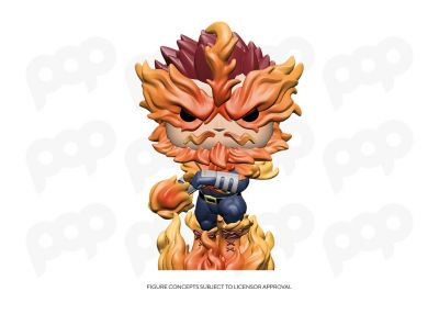 Boku no Hero Academia - Endeavor 2