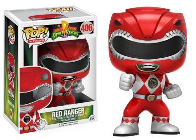 Power Rangers - Czerwony wojownik
