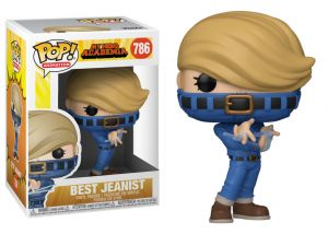 Boku no Hero Academia - Best Jeanist