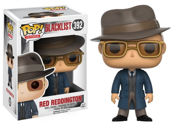Blacklist - Raymond Reddington