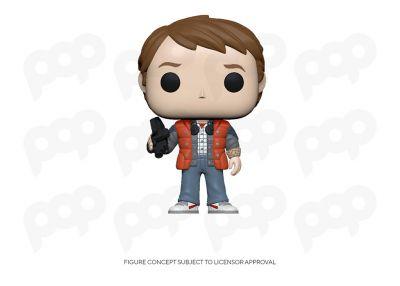 Powrót do przyszłości - Marty McFly 4