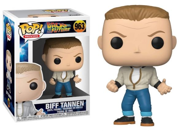 Powrót do przyszłości - Biff Tannen
