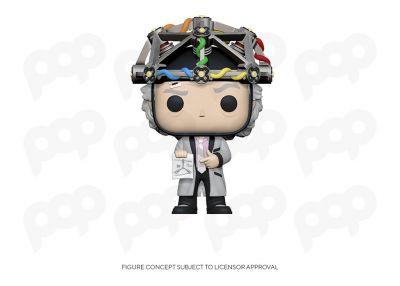 Powrót do przyszłości - Dr. Emmett Brown 3