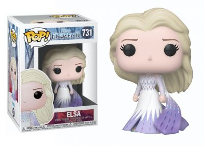 Kraina Lodu 2 - Elsa 5