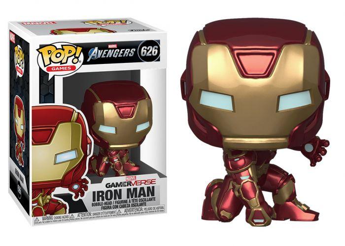 Avengers Game - Iron Man