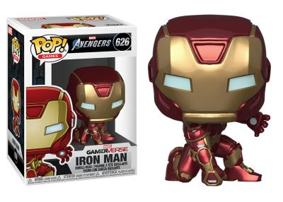 Avengers Game - Iron Man