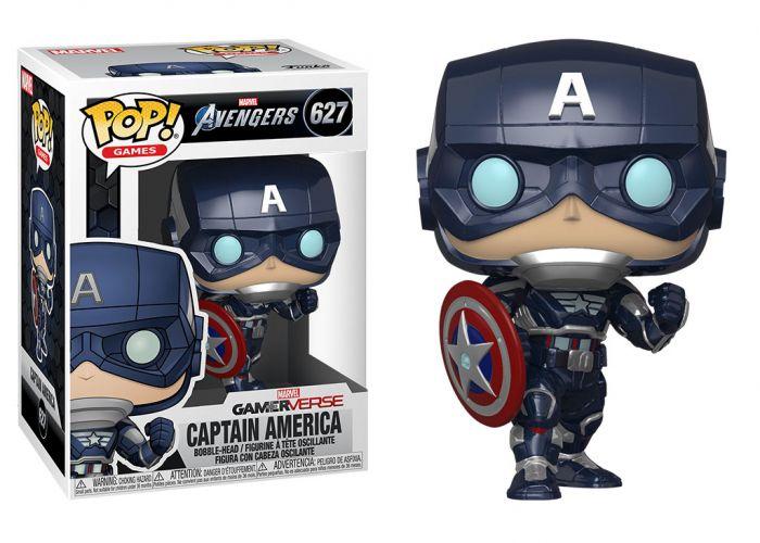 Avengers Game - Kapitan Ameryka