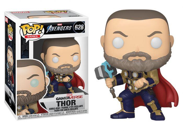 Avengers Game - Thor
