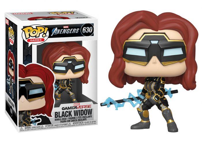 Avengers Game - Black Widow
