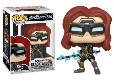 Avengers Game - Black Widow