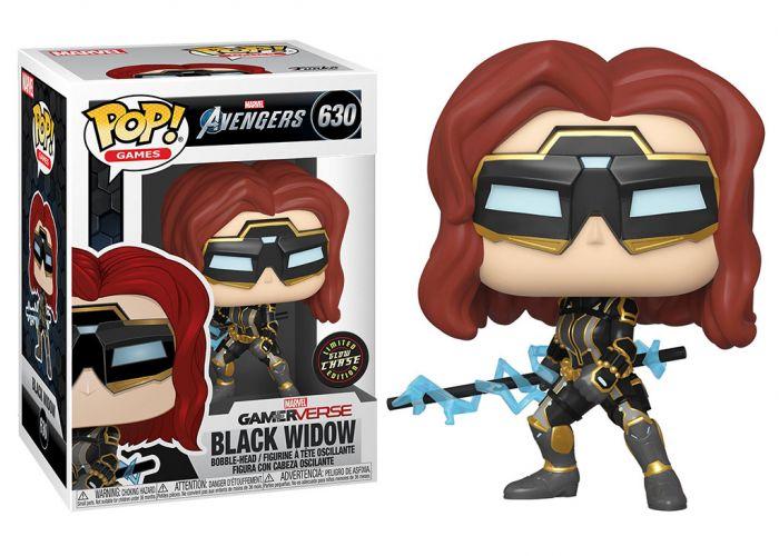 Avengers Game - Black Widow 2