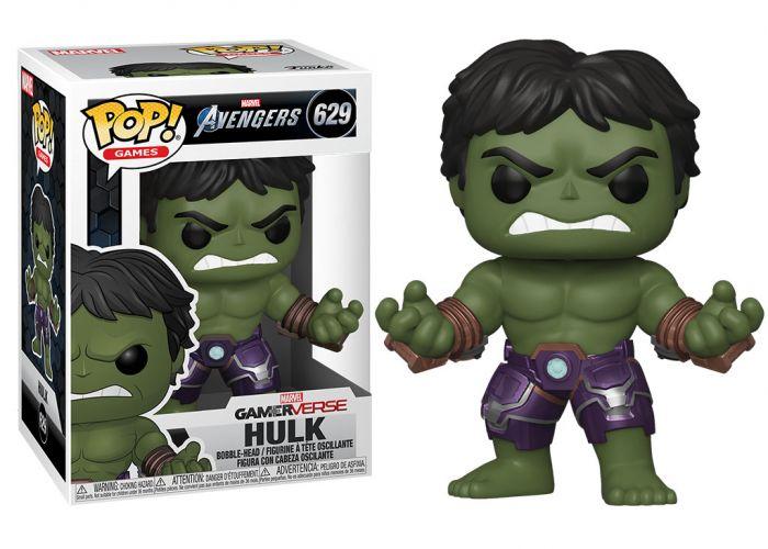 Avengers Game - Hulk
