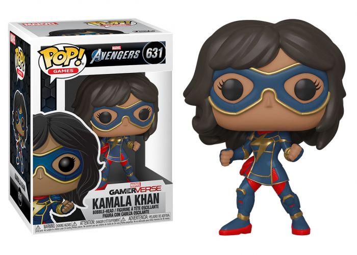 Avengers Game - Kamala Khan