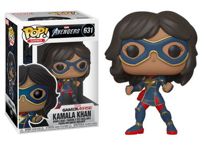 Avengers Game - Kamala Khan
