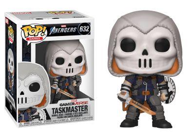 Avengers Game - Taskmaster