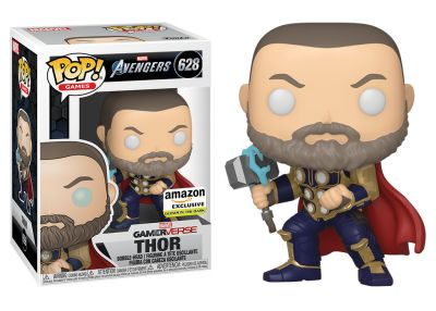 Avengers Game - Thor 2