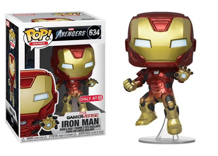 Avengers Game - Iron Man 2