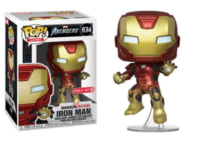 Avengers Game - Iron Man 2