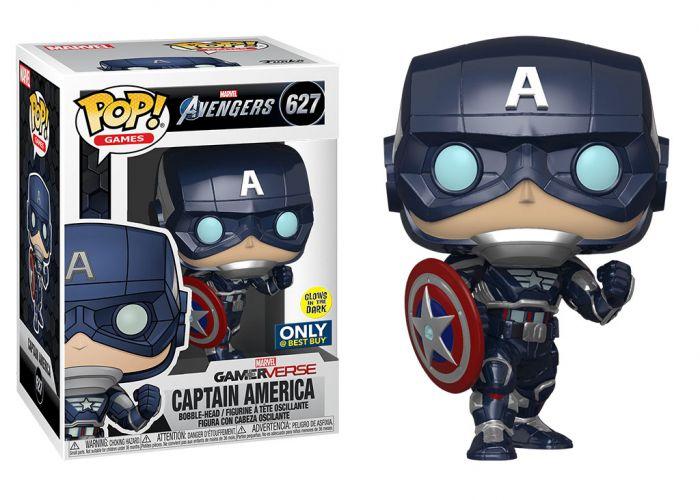 Avengers Game - Kapitan Ameryka 2