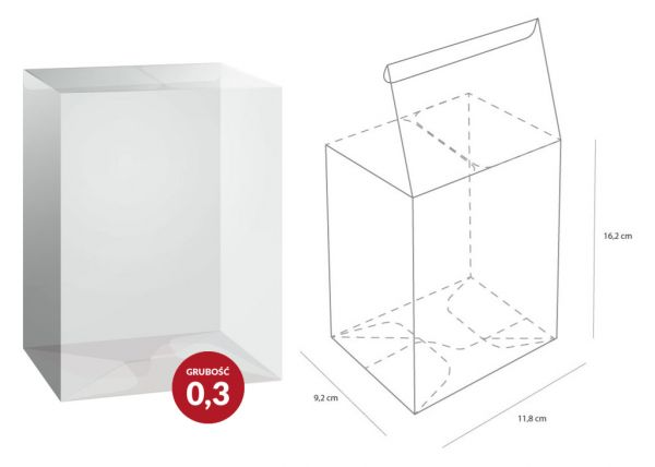 Akcesoria - Protektor 0,3 mm