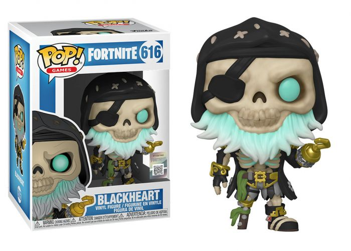 Fortnite - Blackheart