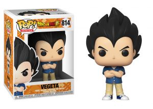 POP Animation: DBS S4 - Vegeta