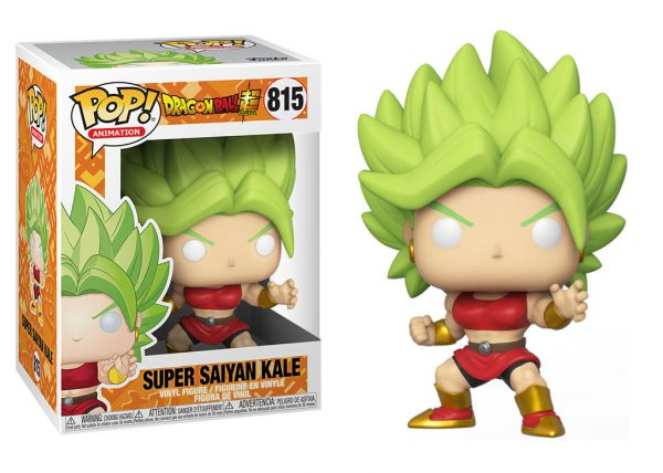 Dragon Ball Super - Super Saiyan Kale
