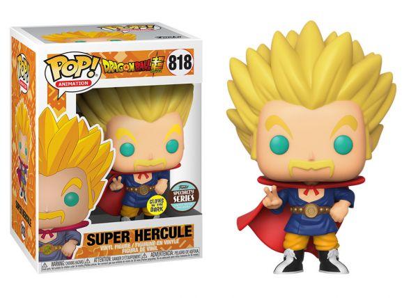 Dragon Ball Super - Super Saiyan Hercule