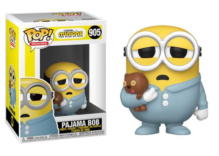 Minionki: Wejście Gru - Pajama Bob