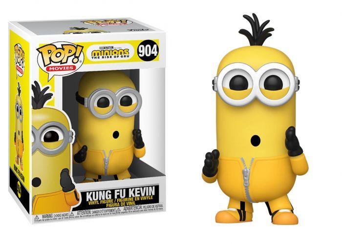 Minionki: Wejście Gru - Kung Fu Kevin