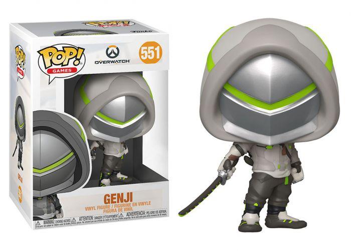 Overwatch - Genji 3