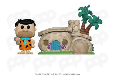 Flintstonowie - Dom
